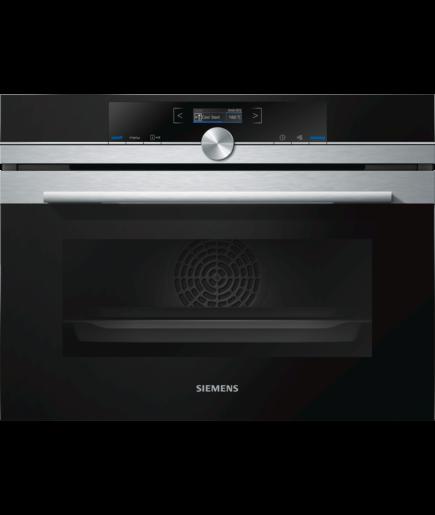 Siemens CB675GBS1B Compact Oven
