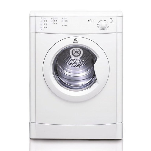 Indesit IDV75 7kg Ecotime Vented Tumble Dryer White