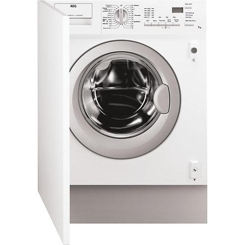 AEG L61472WDBI Integrated Washer Dryer