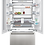 Thumbnail: Siemens CI36BP01 Integrated American Fridge Freezer