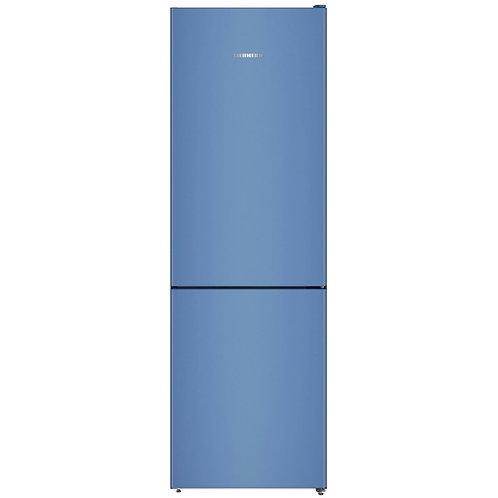 Liebherr 60cm NoFrost Fridge Freezer in Frozen Blue CNfb4313