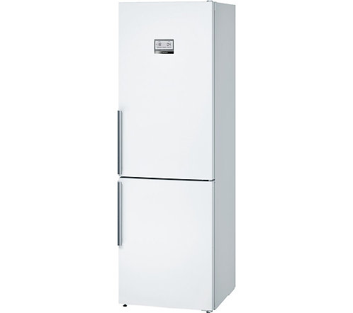 BOSCH KGN36AW35G Serie 6 Smart 60/40 Fridge Freezer - White