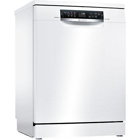 BOSCH SMS67MW00G Serie 6 SMS67MW00G Full-size Dishwasher - White