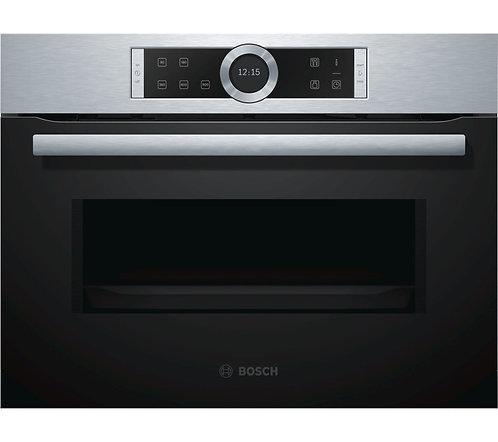 BOSCH Bosch CFA634GS1B Solo Microwave - Stainless Steel