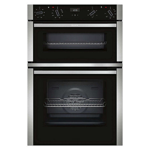 NEFF U1ACE5HN0B Electric Double Oven - Stainless Steel