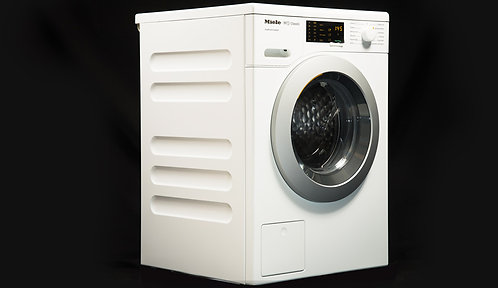 MIELE Eco WDB020 Washing Machine - White