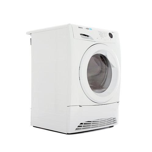 Zanussi ZDC8203W Condenser Tumble Dryer, 8kg Load, White