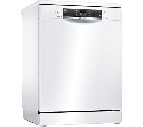 BOSCH Serie 4 SMS46IW01G Full-size Dishwasher - White