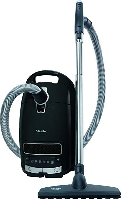 MIELE Blizzard CX1 PowerLine Cylinder Bagless Vacuum Cleaner BLACK