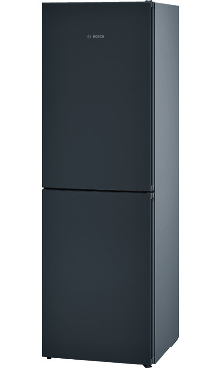 BOSCH KGN34VB35G Serie 4 50/50 Fridge Freezer - Black