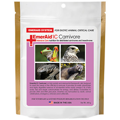 EmerAid® Intensive Care Carnivore® 400g
