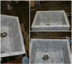 Custom Marble Sink