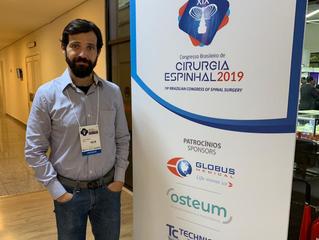 Extra Corpus no 19º Congresso de Cirurgia Espinhal