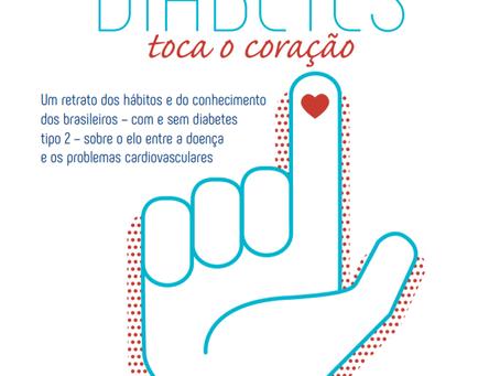 E-book mostra relação entre diabetes e doenças cardiovasculares