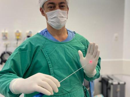 Lesões complexas podem ser tratadas com células mesenquimais obtidas com nova tecnologia a laser