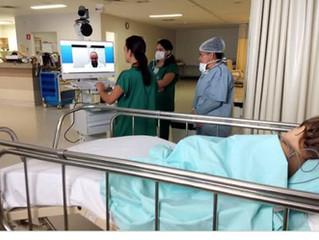 Pandemia do coronavírus reforça importância da telemedicina