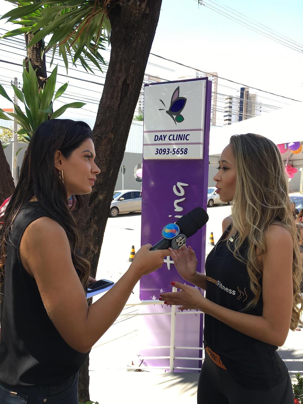 Jéssika TV Serra Dourada