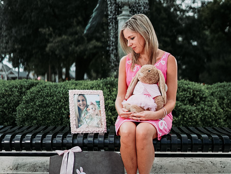 Adalyn's Angel Walk - Finding A Connection To This World