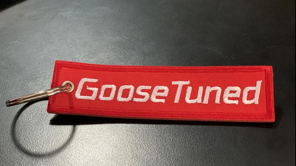 GooseTuned Keychain