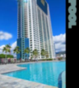 Hawaiki Tower, Pool, Views, Infinity pool, sun