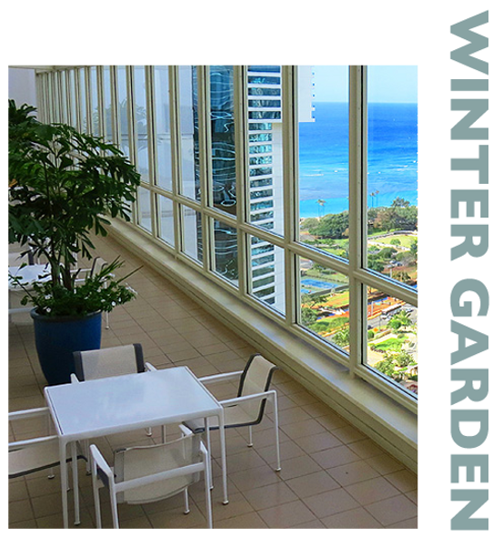Hawaiki Tower, Winter Garden, sunset views, city views, mountain views, relaxation