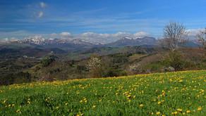 Un printemps en montagne, en rando ou en vélo, du sport et de la découverte !