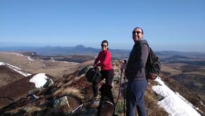 Un début de printemps en rando ou à vélo, toujours en montagne !