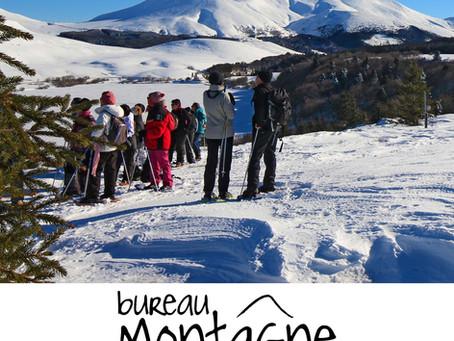 Programme des sorties en montagne à Murol