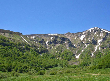 Sortie printanière en montagne