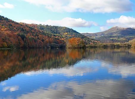 Randonnées d'automne dans le Sancy