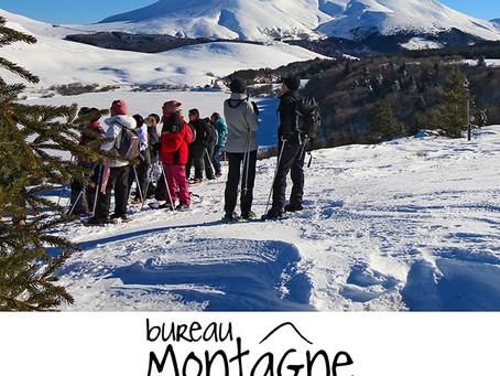 Programme des sorties montagne à La Bourboule