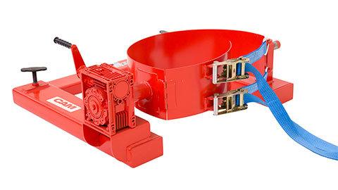 Rotadore de tambor (Manivela)