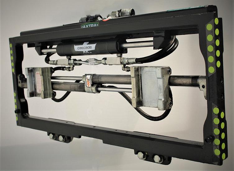 Posicionador de garfos para Empilhador