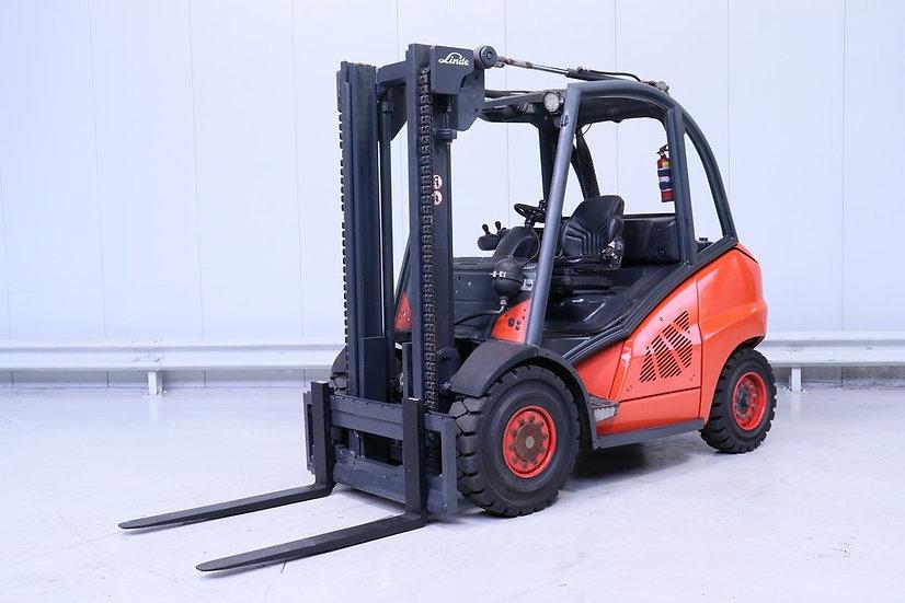 Empilhador Linde H-40-D (4,5 tonelados)