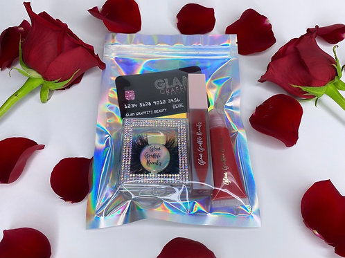 Red Romance Glam Pack