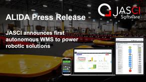 JASCI announces first autonomous WMS to power robotic solutions globally