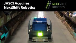 JASCI Acquires NextShift Robotics to Power Ecommerce Logistics