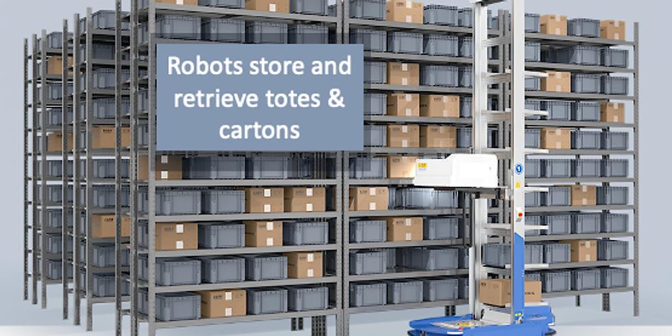 Robotics for Ecommerce