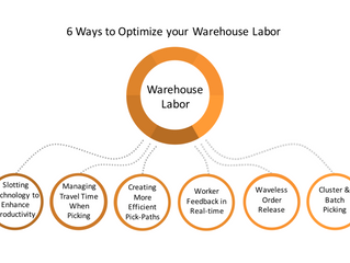 6 Ways to Optimize your Warehouse Labor