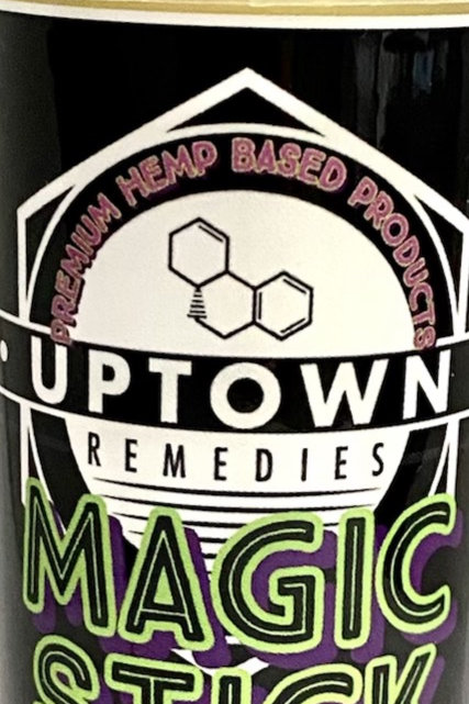 MAGIC STICK topical pain remedy