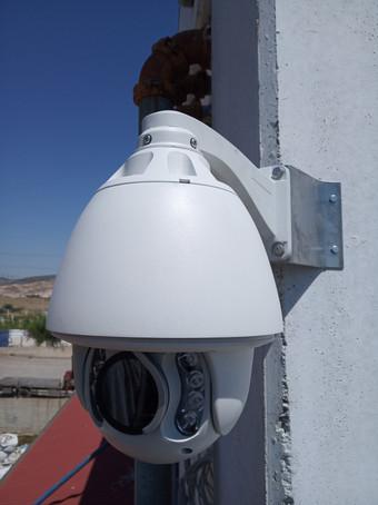 Κάμερα Ptz σε εργοστασιο