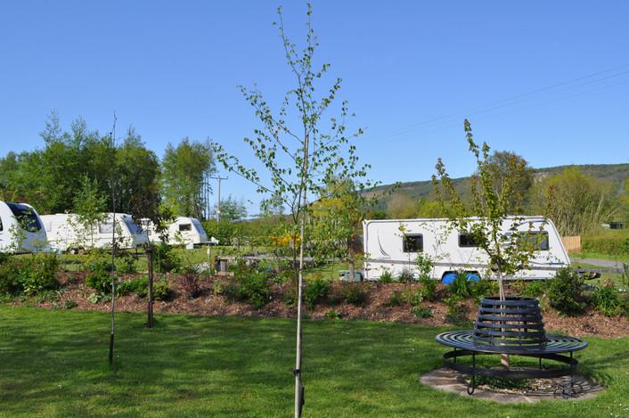 Seasonal Caravan Pitches