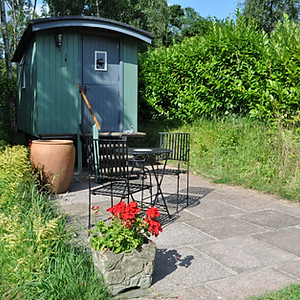 'Owl' Shepherd's Hut