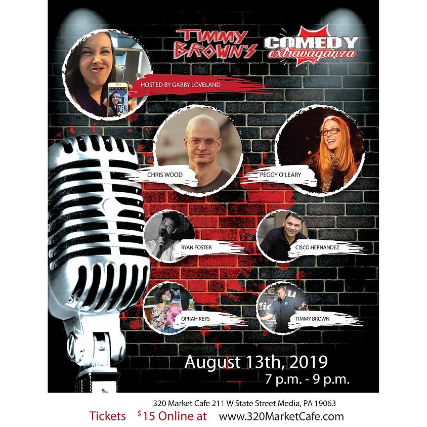 Timmy Brown's Comedy Extravaganza