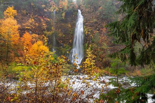 "Barr Falls Autumn 24""x 36"""
