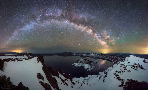 Celestial Lake