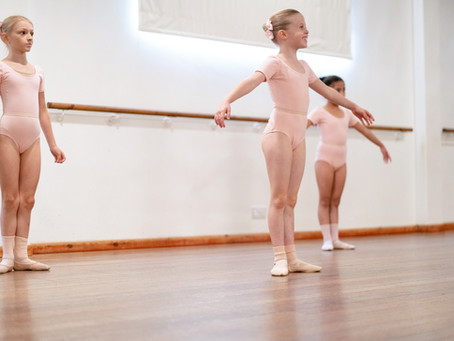 Guiding young dancers on their journey