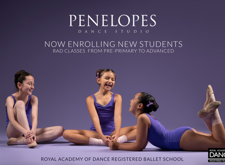 Now enrolling new students!