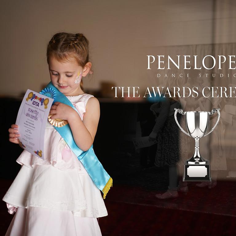 The Awards Ceremony 2019