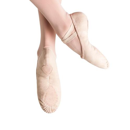 Ladies Canvas Ballet Shoes